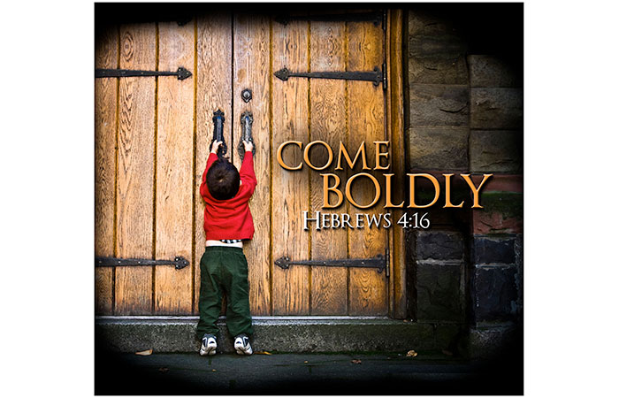 Come Boldly by James Alter