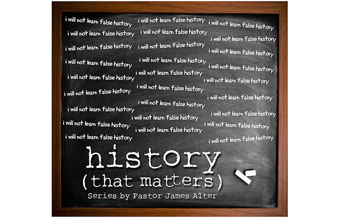 History That Matters by James Alter